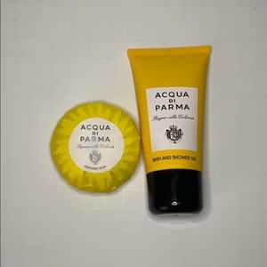 Acqua Di Parma toiletries